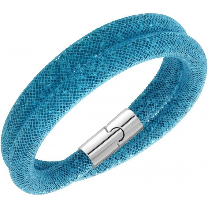 bracelet swarovski 5120022 bracelet stardust bleu femme sur bijourama r f rence des bijoux. Black Bedroom Furniture Sets. Home Design Ideas